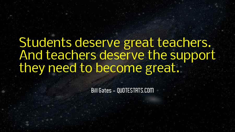 Quotes About Students From Teachers #509807