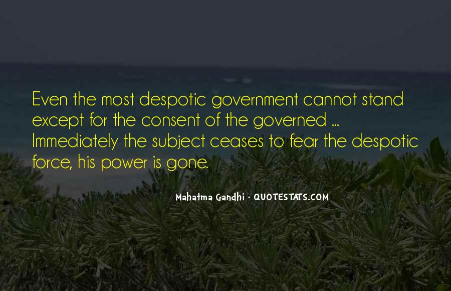 Quotes About Consent Of The Governed #140015