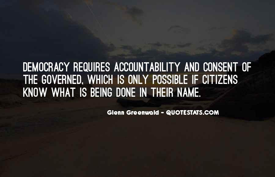 Quotes About Consent Of The Governed #174768