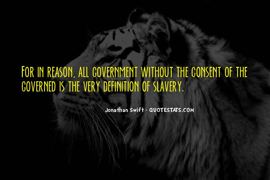 Quotes About Consent Of The Governed #215457