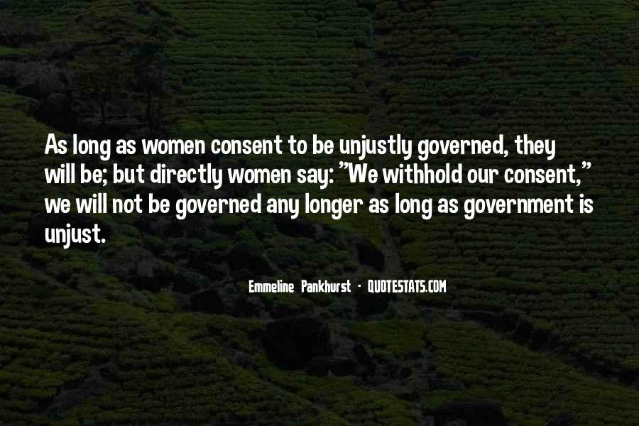 Quotes About Consent Of The Governed #259482