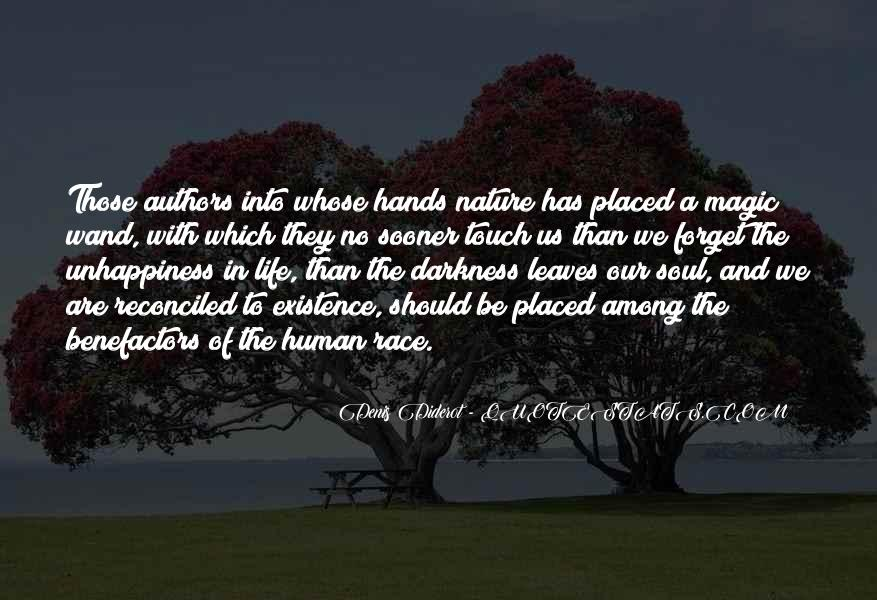 Quotes About The Darkness Of Human Nature #1276012