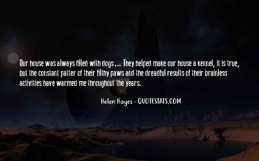 Quotes About Dog Paws #203312
