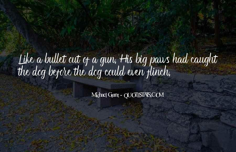 Quotes About Dog Paws #437702