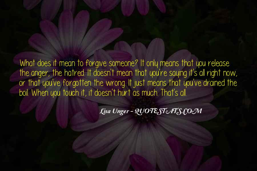 Quotes About Saying Sorry To Someone You Hurt #800891