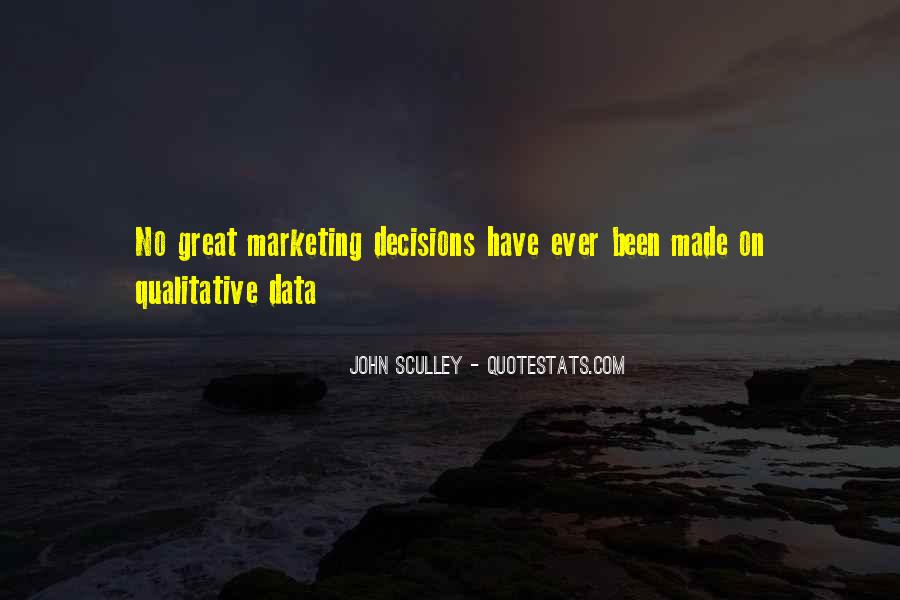 Quotes About Qualitative Data #1610117
