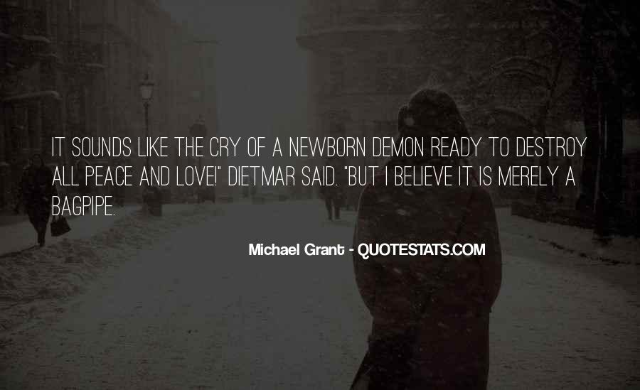 Quotes About Newborn Love #1326432