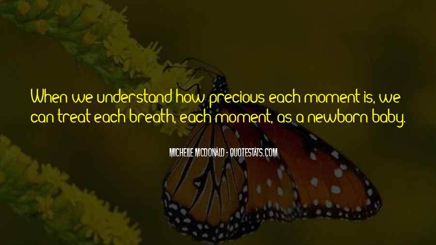Quotes About Newborn Love #224523