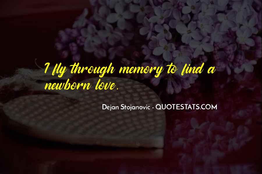 Quotes About Newborn Love #991821