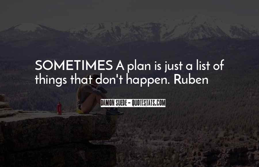 Quotes About Ruben #295078