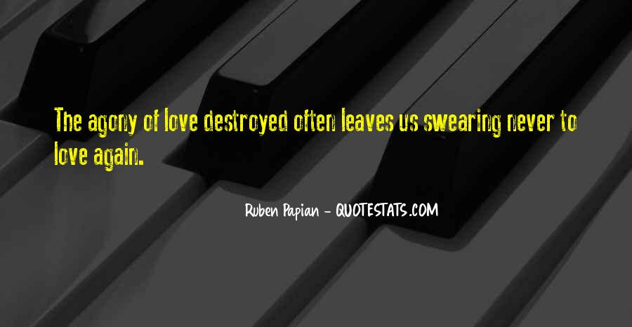 Quotes About Ruben #462811