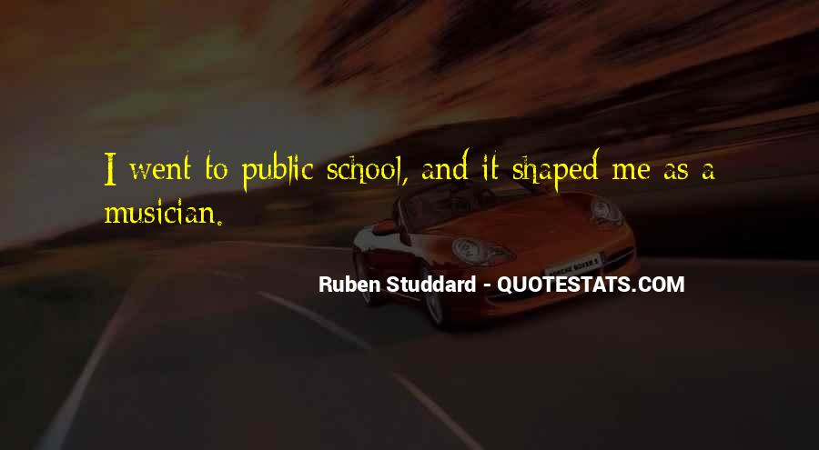 Quotes About Ruben #54269