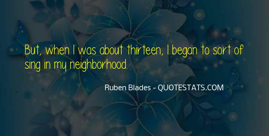 Quotes About Ruben #734459