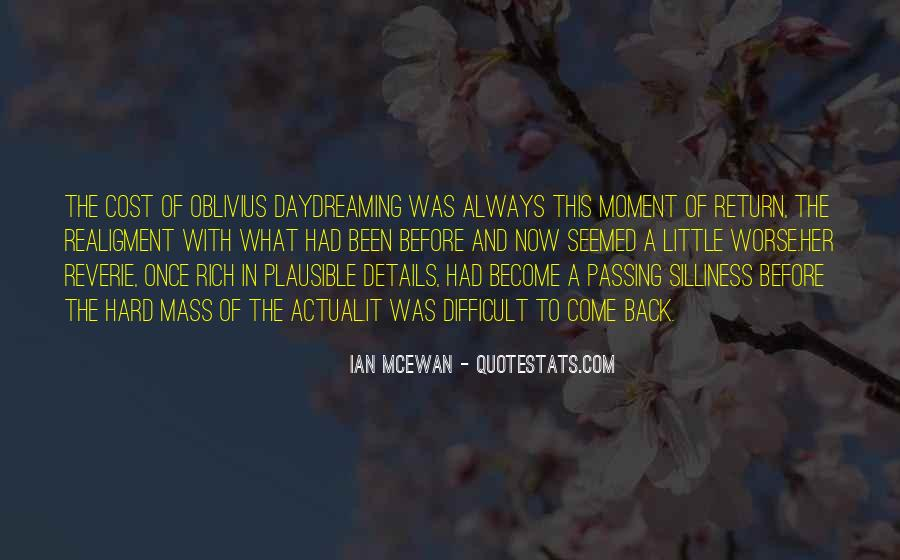 Quotes About Reverie #102119