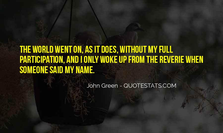 Quotes About Reverie #839345