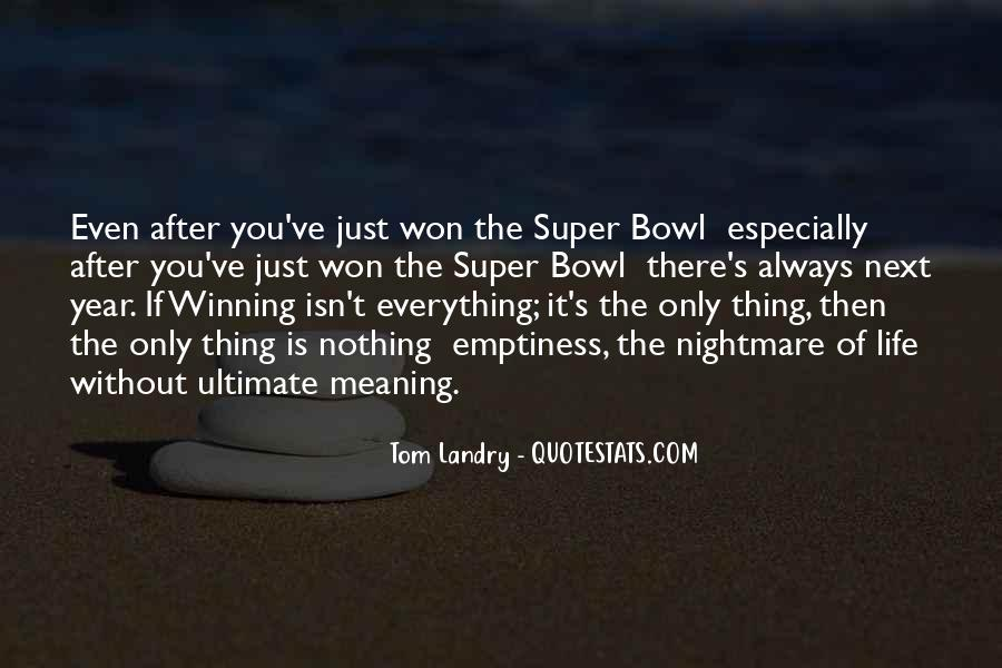 Quotes About Winning Isn't Everything #1641106