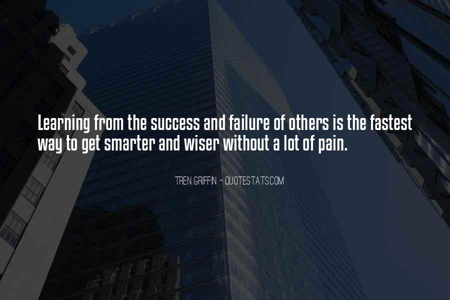 Quotes About Failure Of Others #1094571