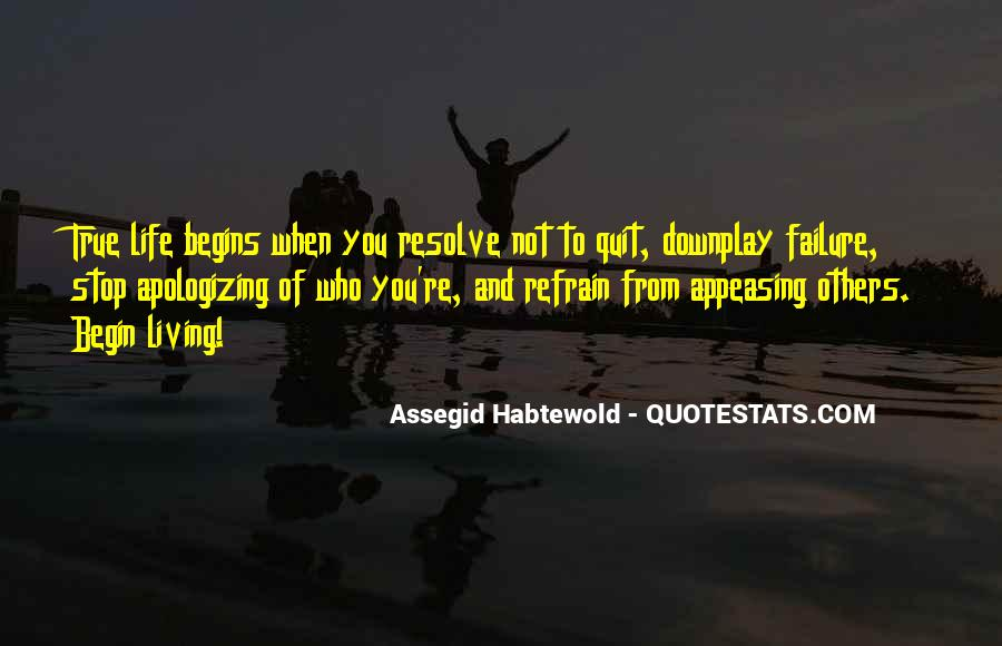 Quotes About Failure Of Others #1487030