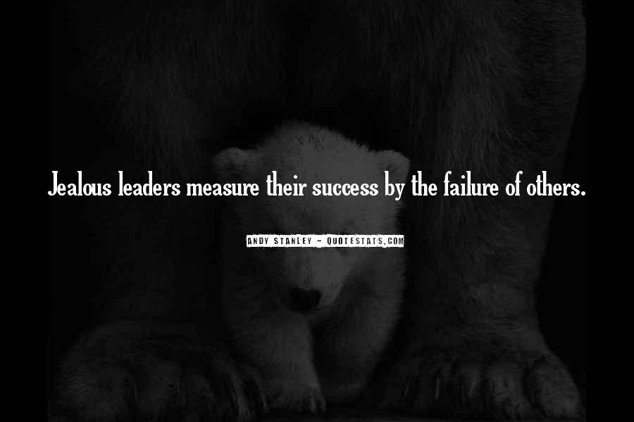 Quotes About Failure Of Others #1654459