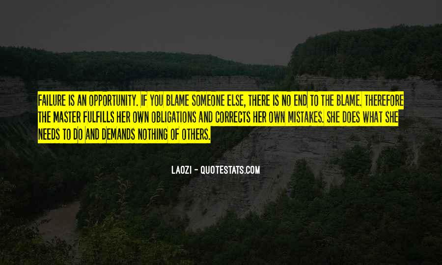 Quotes About Failure Of Others #1849398