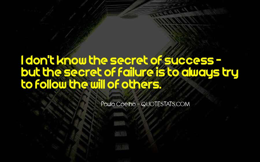 Quotes About Failure Of Others #579776
