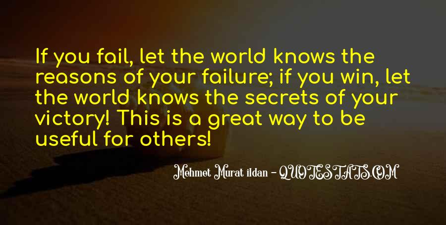 Quotes About Failure Of Others #869794