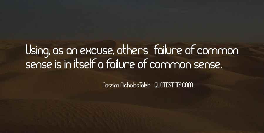 Quotes About Failure Of Others #974581