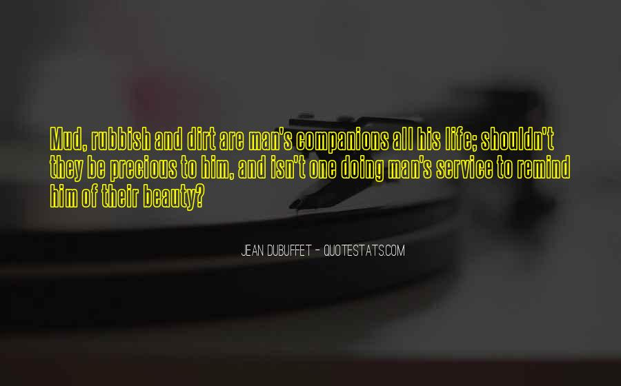 Quotes About Rubbish Life #1378609