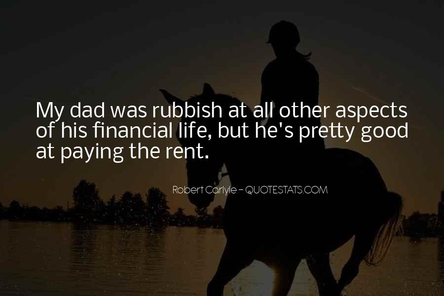Quotes About Rubbish Life #148384