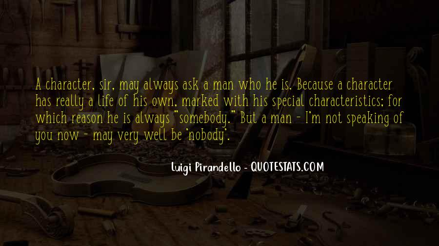 Quotes About A Special Man In Your Life #1734042