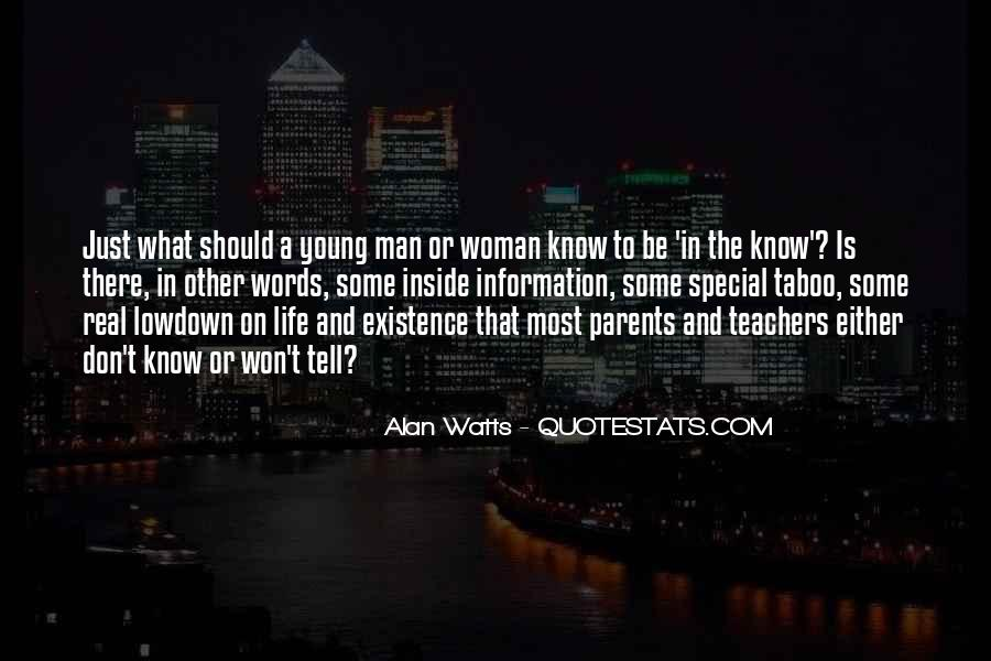 Quotes About A Special Man In Your Life #1855013