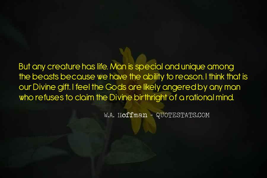 Quotes About A Special Man In Your Life #489318