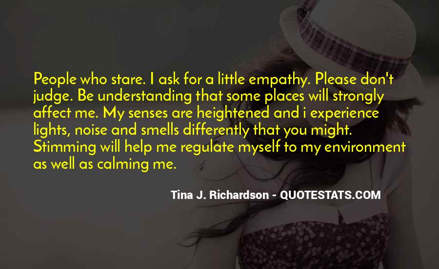 Quotes About Calming Someone #190776
