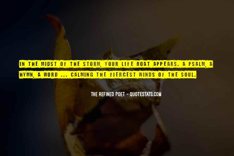 Quotes About Calming Someone #297942