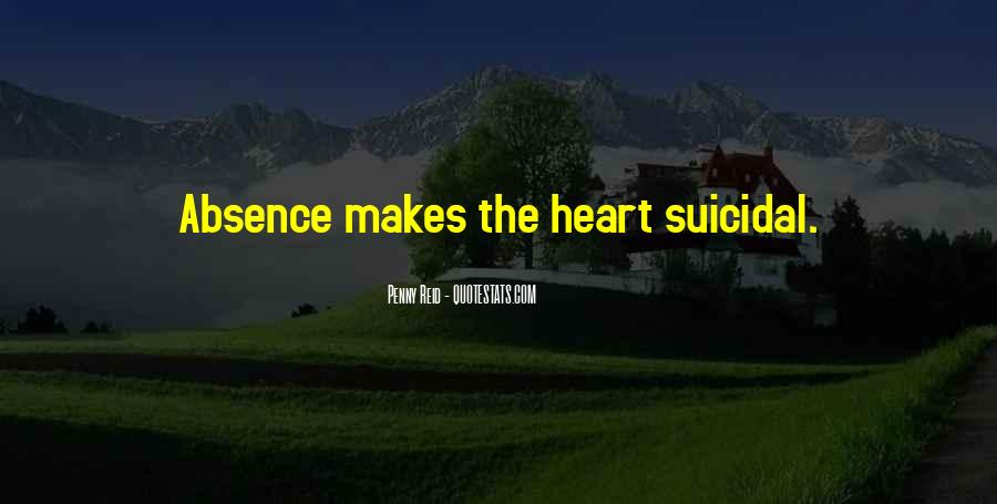 Quotes About Suicidal #167914