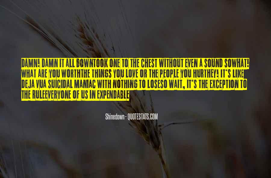 Quotes About Suicidal #188256