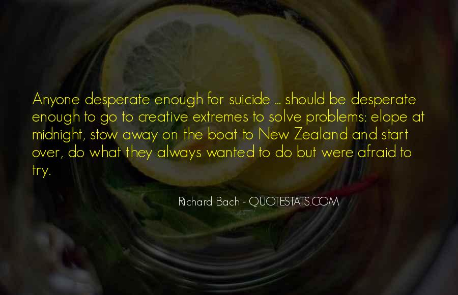 Quotes About Suicidal #272032