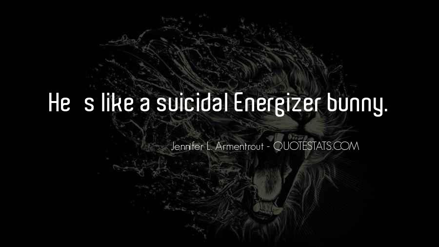 Quotes About Suicidal #317671