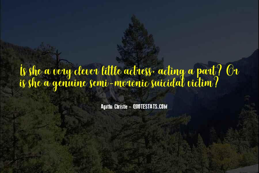 Quotes About Suicidal #37468