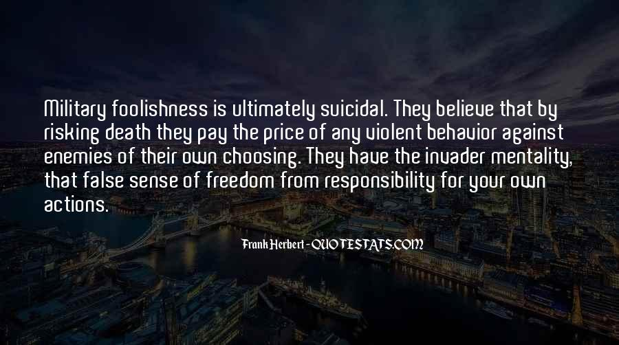 Quotes About Suicidal #435665