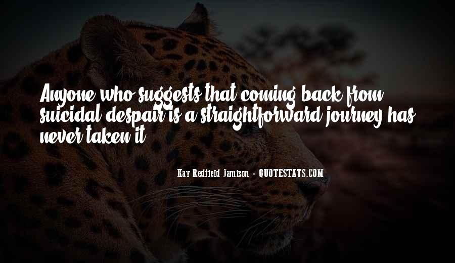Quotes About Suicidal #467113