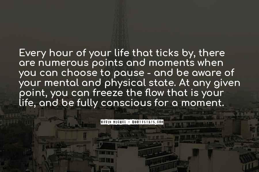 Quotes About Moment Of Silence #122956