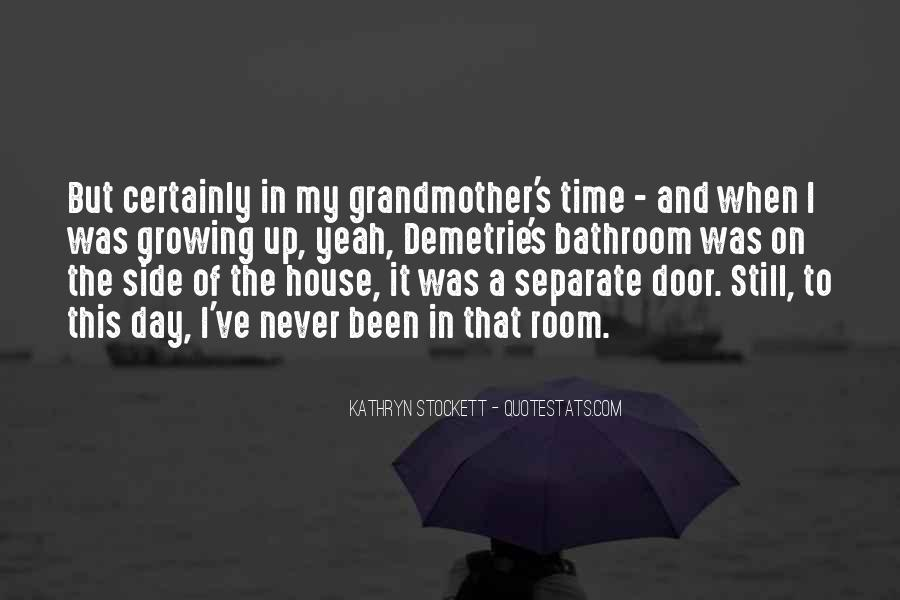 Quotes About The Best Grandmother #10380