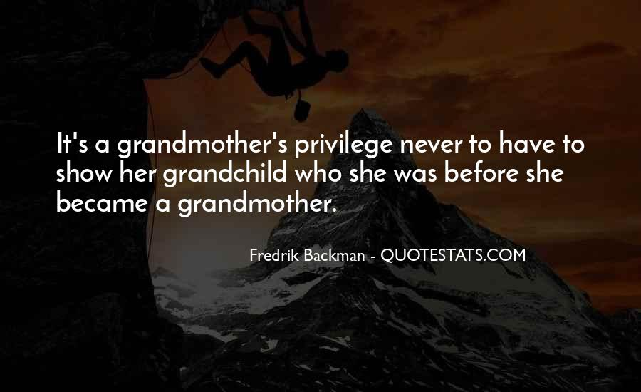 Quotes About The Best Grandmother #12200