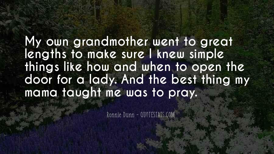 Quotes About The Best Grandmother #593542