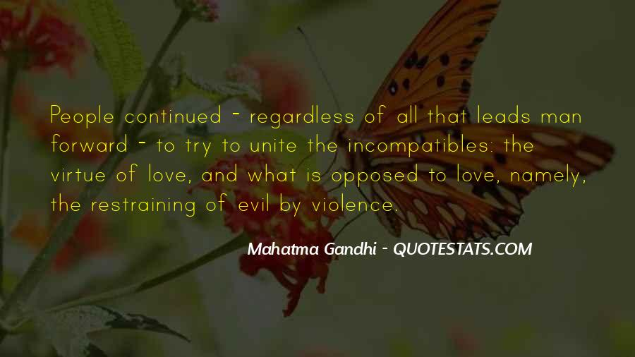 Quotes About Restraining Love