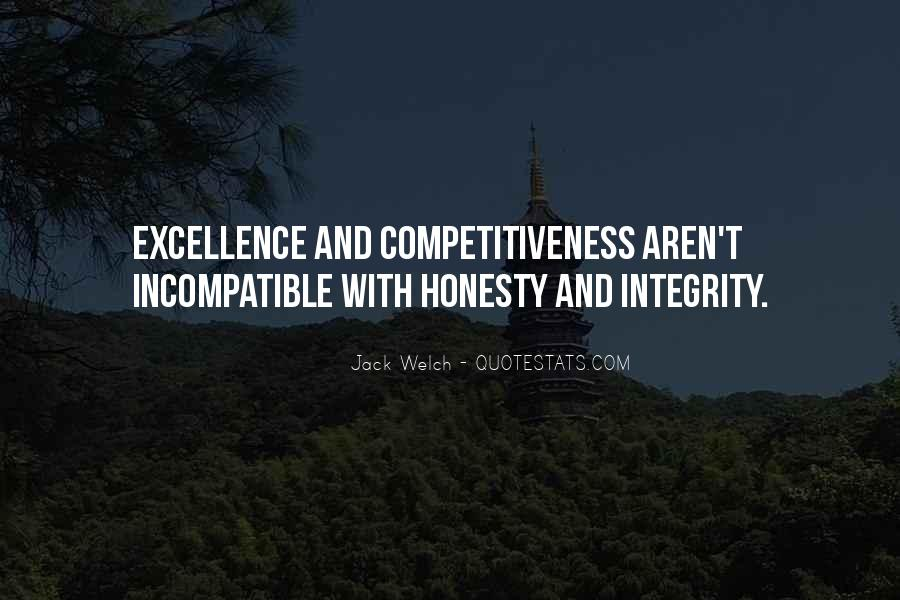 Quotes About Honesty And Integrity #1008293