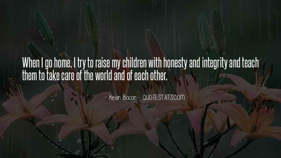 Quotes About Honesty And Integrity #1043133