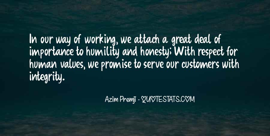 Quotes About Honesty And Integrity #1125143