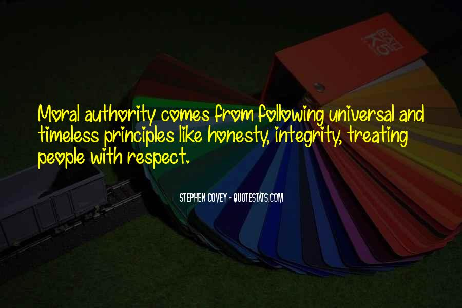 Quotes About Honesty And Integrity #1280730
